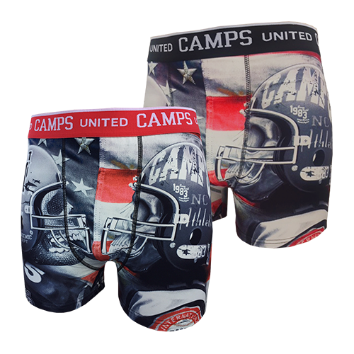 CAMPS UNITED - Boxer US FOOT