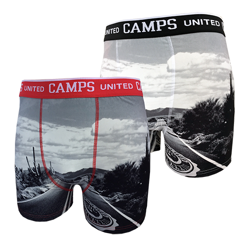 CAMPS UNITED - Boxer US ROAD